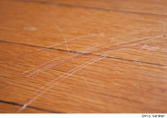 Hardwood Floor Scratch Repair How To Touch Up Wood